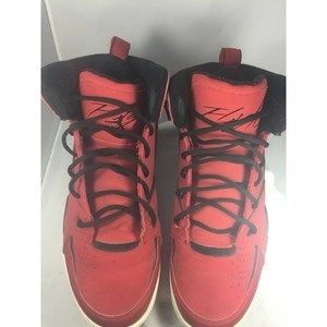 Nike Flight Mens Red/Black High Top air Jordan